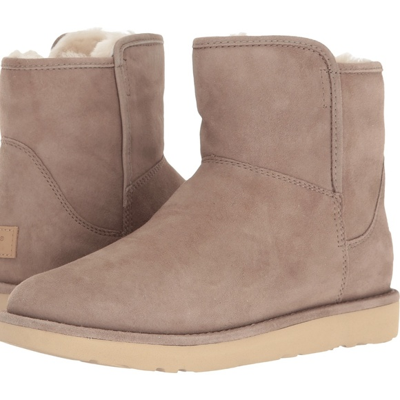 UGG ABREE MINI SUEDE BOOTS Boutique